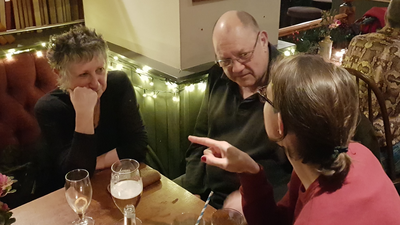 Norwich Christmas drinks 2018
